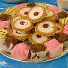 Kleine Kuchen von BlueMoonRose