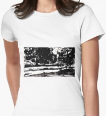 Suburbia Women's Fitted T-Shirt