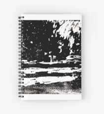 Suburbia Spiral Notebook