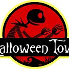 Welcome to Halloween Town by DJ Hughes