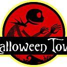 Welcome to Halloween Town by DJ O'Hea