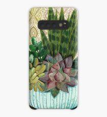 Imprimé jungle urbaine Coque et skin adhésive Samsung Galaxy