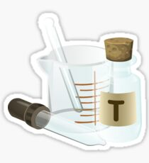 All You Need is Chemistry Sticker