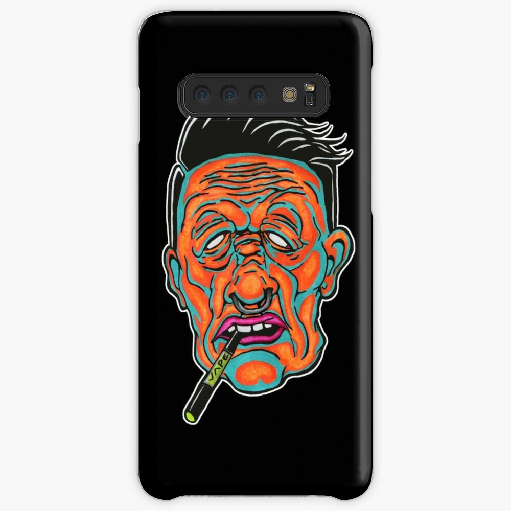 Johnny Vapor Samsung Galaxy Snap Case