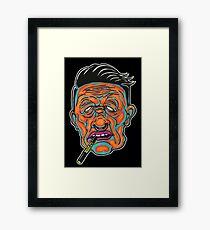 Johnny Vapor Framed Print