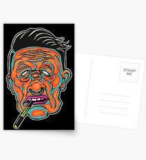 Johnny Vapor Postcards