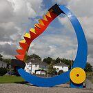 Ballindine Village, Co.Mayo by JoeTravers