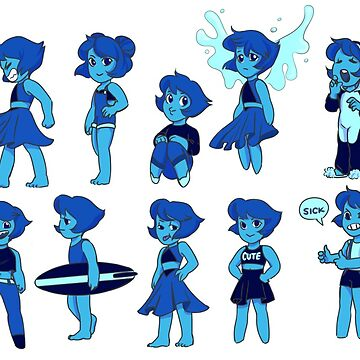 Teeny Lapis by TheWarriors