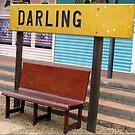 Darling...a world away! by Elizabeth Kendall