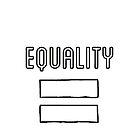 equality by yasminbaiza