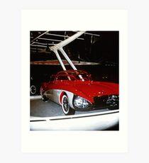 Buick Centurion at General Motors Motorama 1956 Art Print