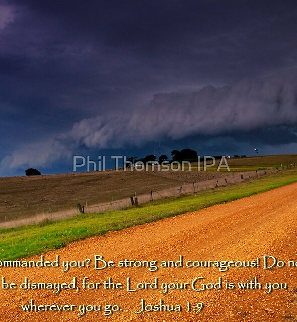 """Courageous"" by Phil Thomson IPA"