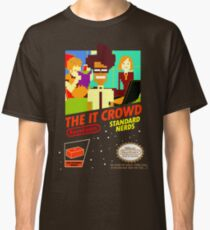 The IT Crowd NES game Classic T-Shirt