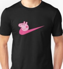 Best Seller - Peppa Pig Nik Merchandise Slim Fit T-Shirt