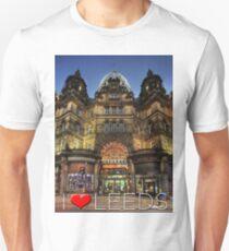 Leeds Markets Unisex T-Shirt