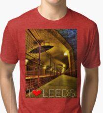 Dark Arches - Leeds Tri-blend T-Shirt