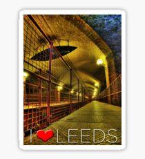 Dark Arches - Leeds Sticker