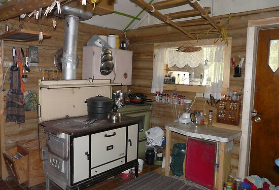Old Fashioned Kitchen By MaeBelle Good Ideas