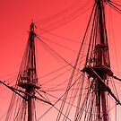 Old Ironsides by Kerry Dunstone