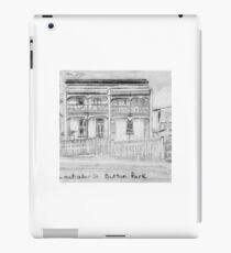 Dutton Park Heritage Building iPad Case/Skin