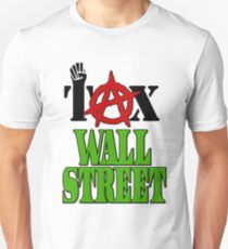 Tax Wall Street -- Occupy Wall Street Protests T-Shirt