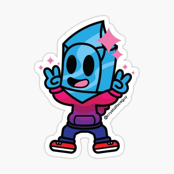 CrystalFace BIGHead Sticker