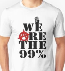 We Are The 99% Occupy Wall Street T-Shirt