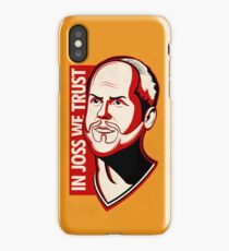 In Joss We Trust | iPhone Case iPhone Case