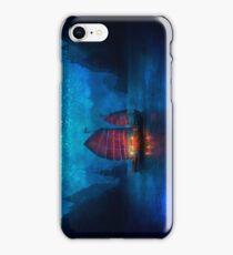 Secret Harbor, Vertical iPhone Case/Skin