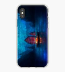 Secret Harbor, Vertical iPhone Case