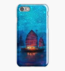Secret Harbor, horizontal iPhone Case/Skin