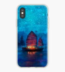 Secret Harbor, horizontal iPhone Case
