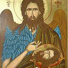 Saint Johannes by marinella