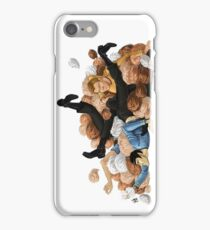 Laocoon orgy of tribbles iPhone Case/Skin