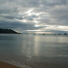 Cloudy Sunset Horseshoe Bay by AmyBonnici