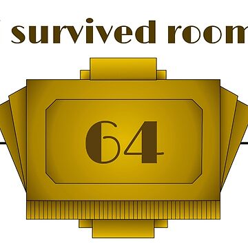 Room 64 by jamiechall
