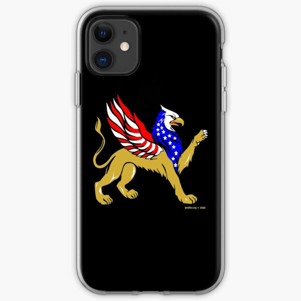 American Griffin iPhone Soft Case