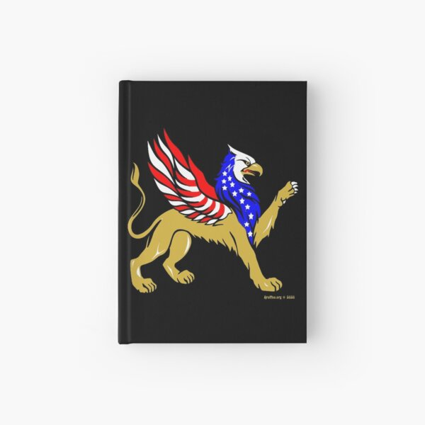 American Griffin Hardcover Journal