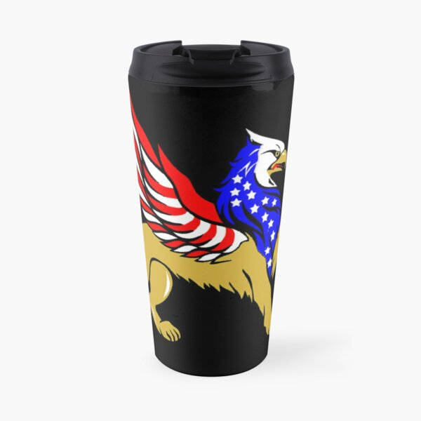 American Griffin Travel Mug