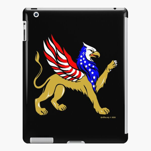 American Griffin iPad Snap Case
