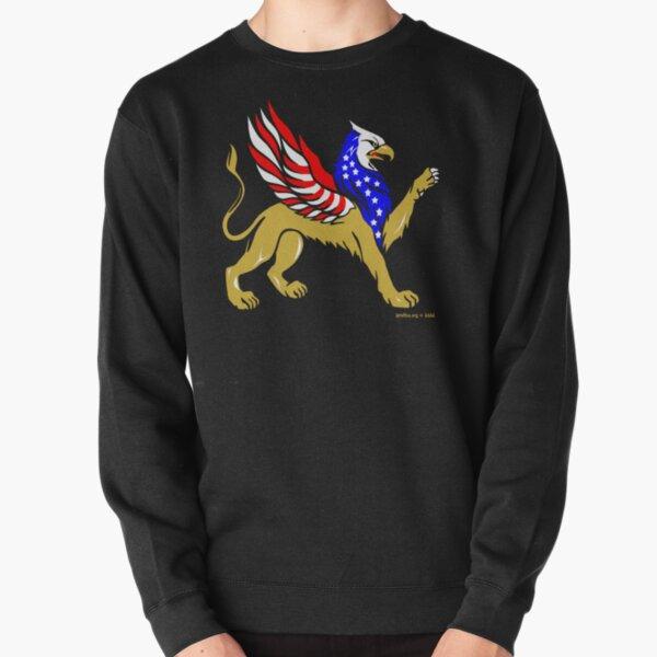 American Griffin Pullover Sweatshirt