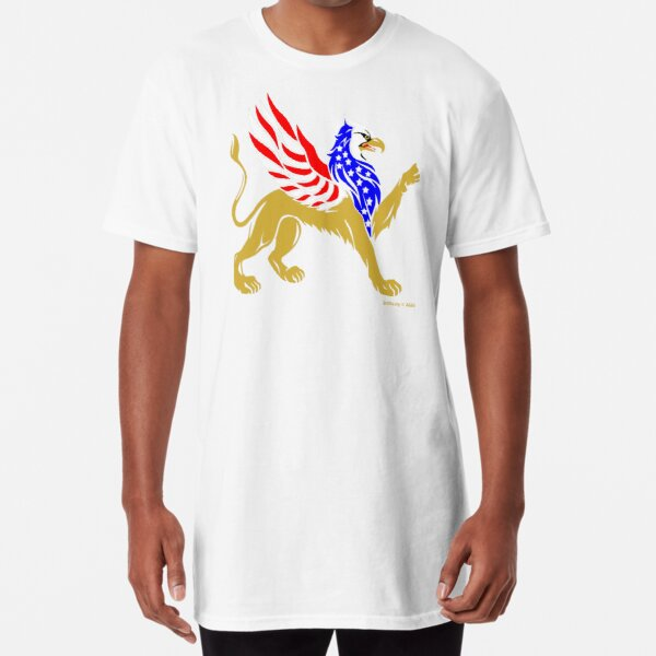 American Griffin Long T-Shirt