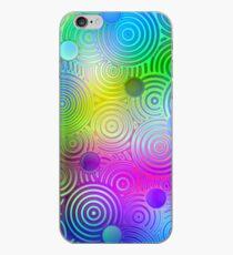 Dizzy Spirals (iPhone case) iPhone Case