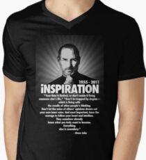 iNSPIRATION... Men's V-Neck T-Shirt