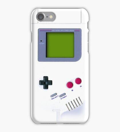 PhoneBoy iPhone Case/Skin