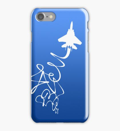 Evasive maneuvers iPhone Case/Skin