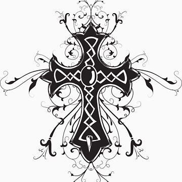 Cross by KimberlyMarie