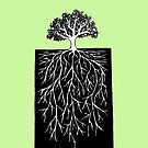 iPhone Roots <3 by eleveneleven
