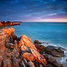 Coastal Sunrise by Ben Goode