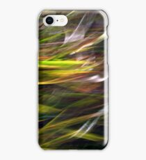 Watching the Wind Blow iPhone Case/Skin